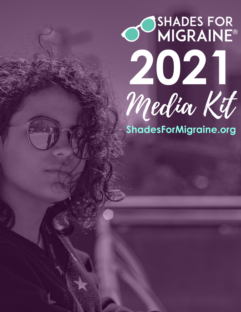 Shades for Migraine - Media Kit